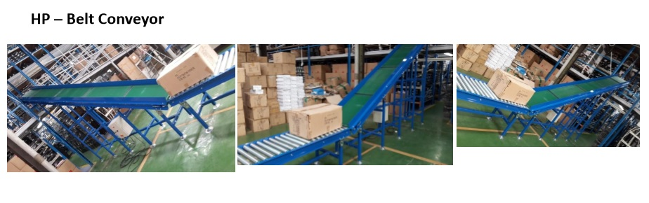HP – Belt Conveyor